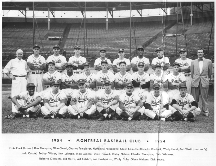 montreal-royals-team-picture
